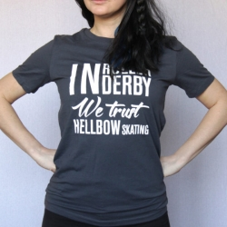 UNISEX T-SHIRT FRONT- IN...