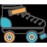 Roller Quad Skates - My Roller Derby