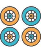 Wheels - My Roller Derby